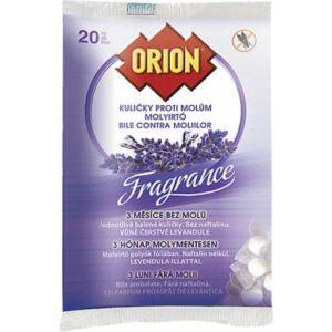 Orion molyirtó golyó 20 db
