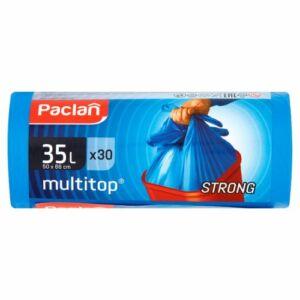 Paclan Szemeteszsák Multitop 35 liter 30 db-os