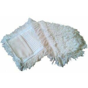 Pamut száraz zsebes mop 40 cm