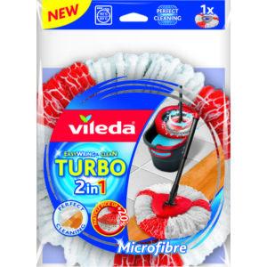 Vileda Turbo 2in1 felmosó pótfej