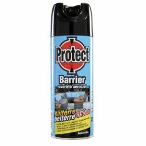 Protect Barrier kül-és beltéri rovarirtó aeroszol 400 ml
