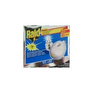 Raid elektromos szúnyogriasztó készülék folyadékos