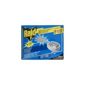 Raid elektromos szúnyogriasztó készülék lapkás