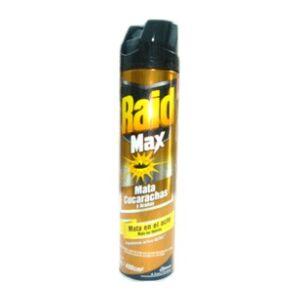 Raid Max csótány-és hangyairtó aeroszol 400 ml