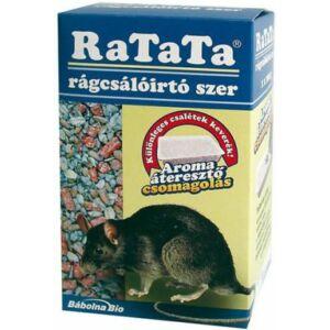 RaTaTa rágcsálóirtó szer 400 gr