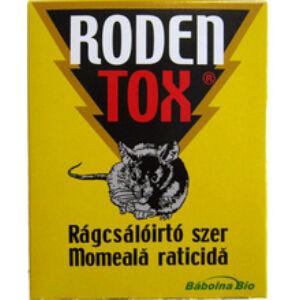 Rodentox rágcsálóirtó szer 500 gr