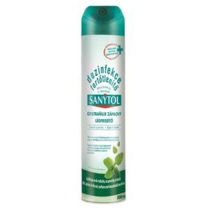 Sanytol fertőtlenítő légfrissítő aeroszol 300 ml