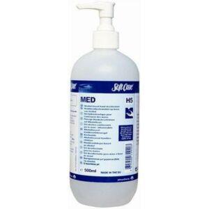 Soft Care Med kézfertőtlenítő zselé 500 ml