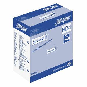 Soft Care Sensisept kézfertőtlenítő 800 ml