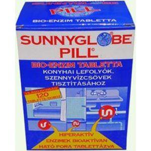 Sunnyglobe Pill lefolyótisztító tabletta 20 db