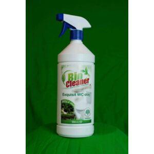 Toalett illatolaj zöld 1 liter