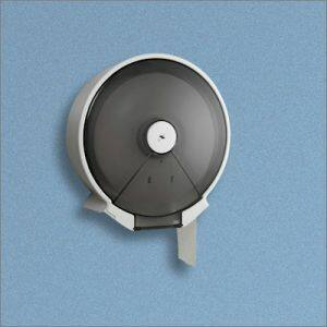Toalettpapír adagoló 19 cm-es átmrőjű EÜ papírhoz, fehér