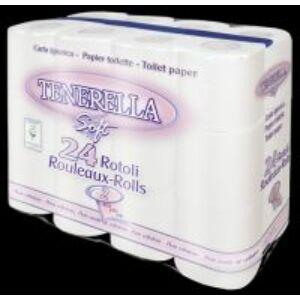 Toalettpapír Tenerella Soft 24 tekercs