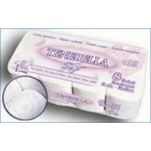 Toalettpapír Tenerella Soft 3 rétegű, 8 tekercs