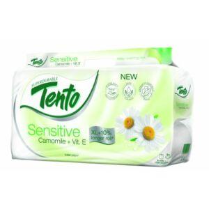 Toalettpapír Tento Sensitive Kamilla