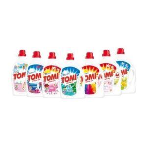 Tomi folyékony mosószer 1,32 l japan color