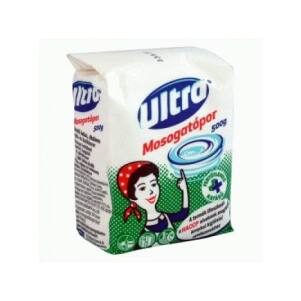 Ultra fertőtlenítő hatásúmosogatópor és általános tisztítószer 500gr