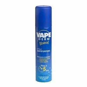 Vape Derm Extra száraz szúnyog-és kullancsriasztó aeroszol 100 ml