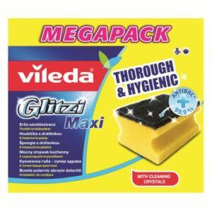 VIL Glitzi súrolószivacs 6 db