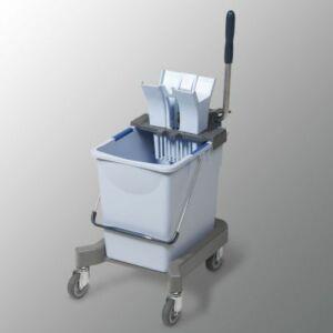 Vileda Professional UltraSpeed Pro egyvödrös felmosószett 25 liter kerekes