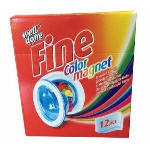 Well Done Fine antibakteriális színfogó kendő 12 db-os