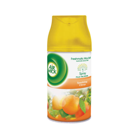 Air Wick Fresh Matic illatosító utántöltő citrom