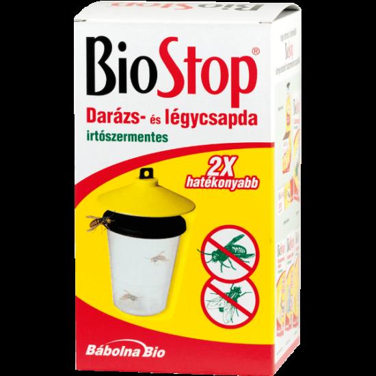 BioStop darázs-és légycsapda