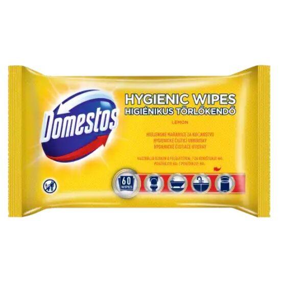 Domestos higiénikus törlőkendő 60 db