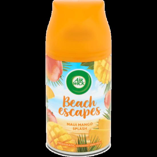 Air Wick Fresh Matic illatosító utántöltő 250 ml Beach Maui mangó illat