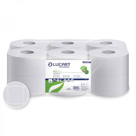 Lucart Eco 19J jumbo toalettpapír