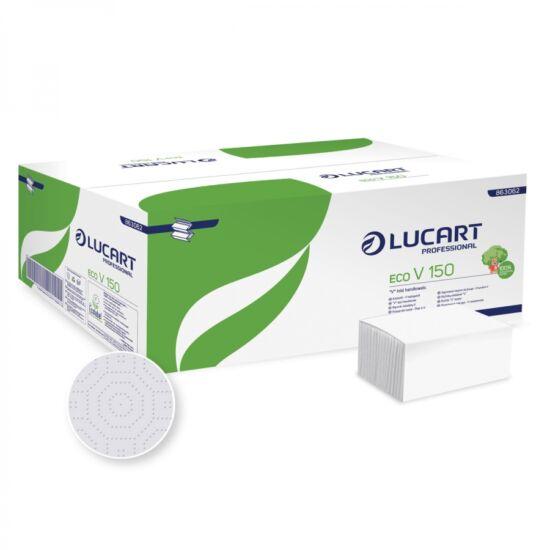Lucart Eco V150 hajtogatott kéztörlő