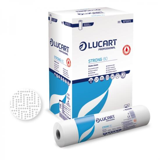 Lucart Strong 80 orvosi papírlepedő 60cm
