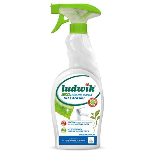 Ludwik Eko fürdőszobatisztító hab 750 ml