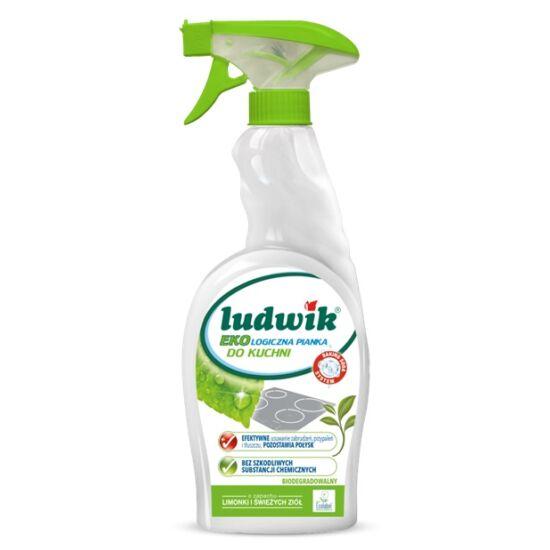 Ludwik Eko konyhai tisztítószer 750 ml