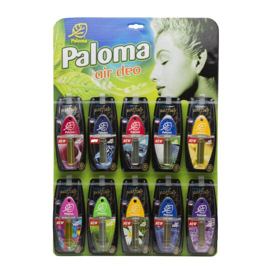 Paloma Liquid folyadékos autóillatosító