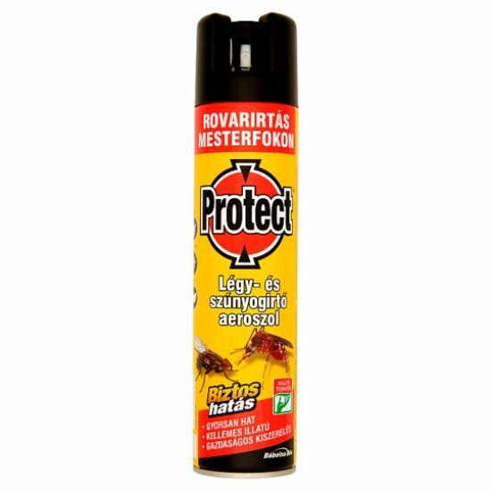 Protect légy-és szúnyogirtó aeroszol 400 ml