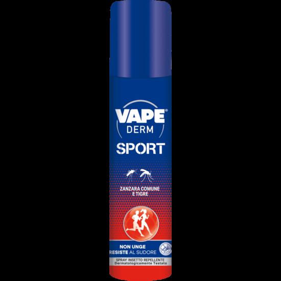 Vape Derm Sport szúnyog- és kullancsriasztó aeroszol 100ml