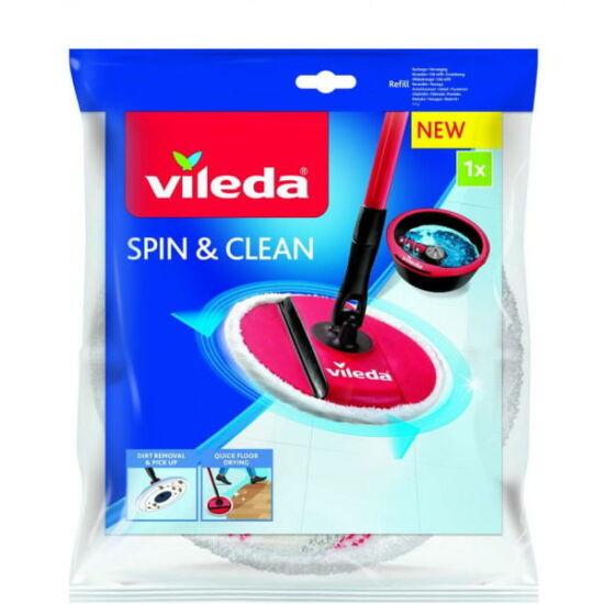 Vileda Spin&Clean felmosó készlethez mop