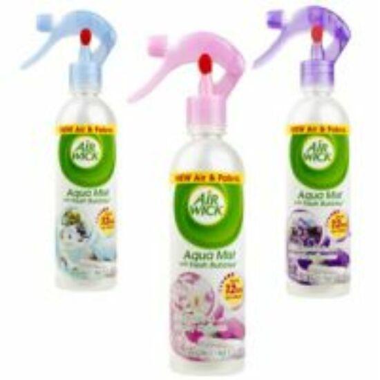 Air Wick Aqua Mist légfrissítő szórófejes 375 ml magnolia-cherry