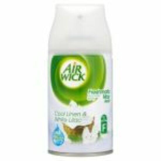 Air Wick Fresh Matic illatosító utántöltő 250 ml Cool Linen illat