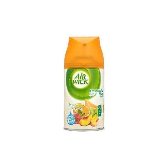 Air Wick Fresh Matic illatosító utántöltő 250 ml Fruit Cocktail illat