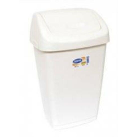 Billenőtetős műanyag szemetes 25 liter