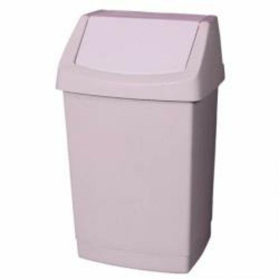 Billenőtetős műanyag szemetes 50 liter
