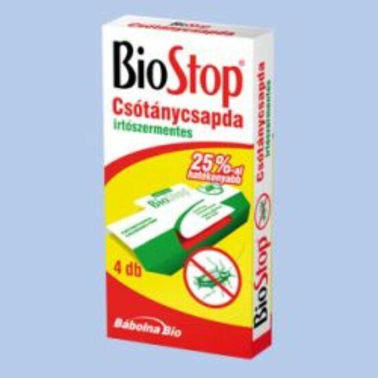 Bio Stop csótánycsapda 4 db/csomag