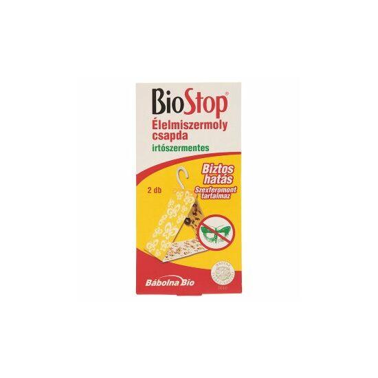 Bio Stop élelmiszermoly csapda 2 db