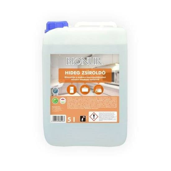 Bionur zsíroldó 5 liter