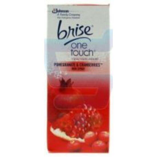 Brise One Touch illatosító utántöltő pomegranate&cranberries illat
