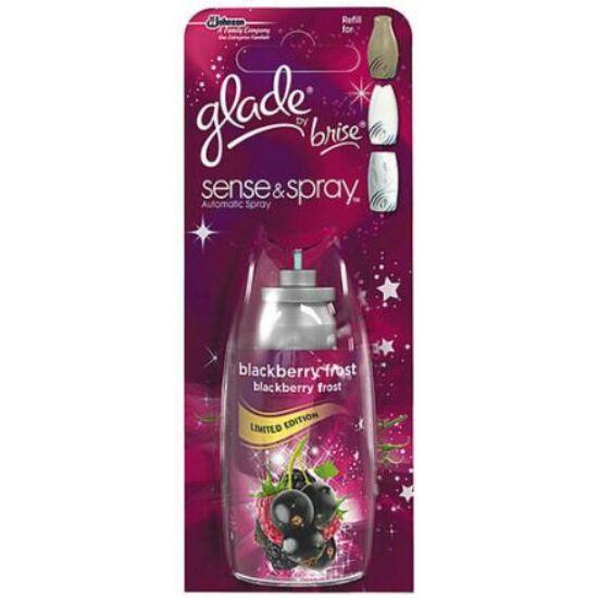 Brise Sense & Spray elektromos utántöltő blackberry frost