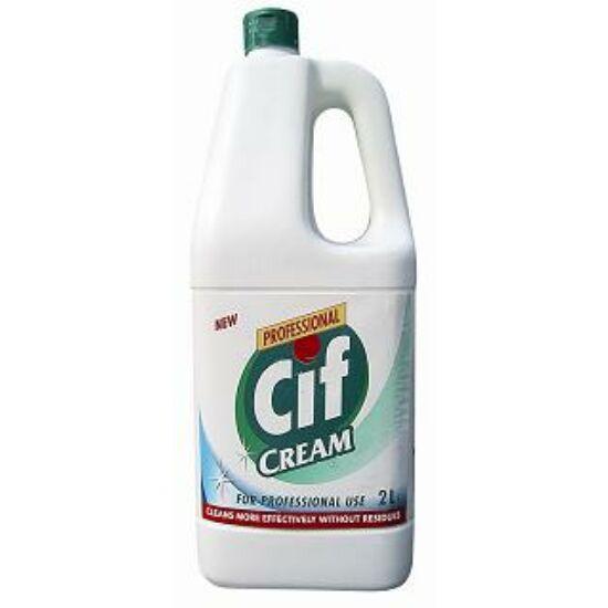 Cif Folyékony súroló 2 liter fehér
