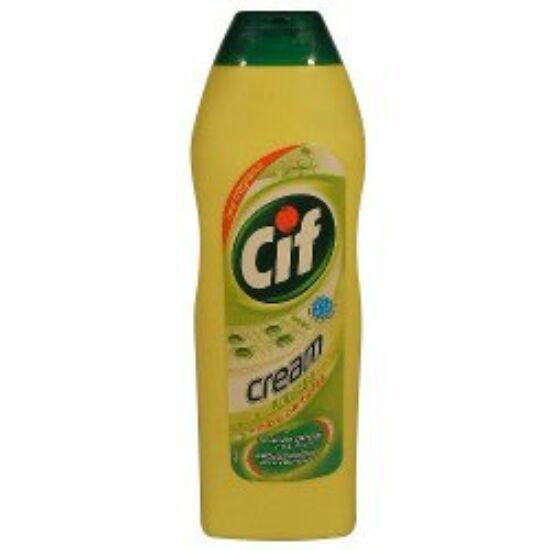 Cif Folyékony súroló 250 ml citrom